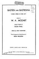 Bastien and Bastienna