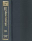 1999 MLA International Bibliography PDF