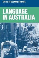 Language in Australia PDF