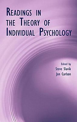 Readings in the Theory of Individual Psychology PDF