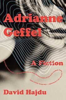 Adrianne Geffel  A Fiction Book