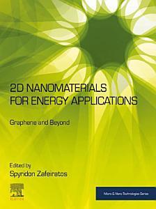 2D Nanomaterials for Energy Applications
