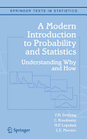 A Modern Introduction to Probability and Statistics PDF