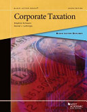 Black Letter Outline on Corporate Taxation PDF