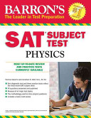Barron s SAT Subject Test Physics