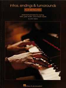 Intros  Endings   Turnarounds for Keyboard  Music Instruction  PDF