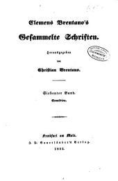 Gesammelte Schriften: Bd. Comödien