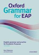 Oxford Grammar for EAP