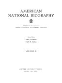 Download American national biography Book