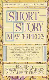 Short Story Masterpieces Book