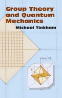 Group Theory and Quantum Mechanics PDF