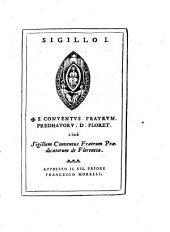 Osservazioni istoriche di Domenico Maria Manni... sopra in sigilli antichi de'secoli bassi: tomo secondo, Volume 1
