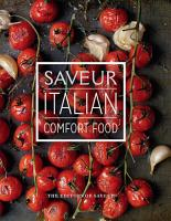Saveur  Italian Comfort Food PDF