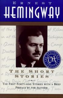 The Short Stories of Ernest Hemingway Book