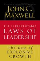 The Law of Explosive Growth PDF