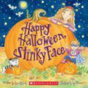 Happy Halloween  Stinky Face Book