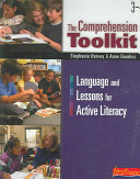 The Comprehension Toolkit Book PDF