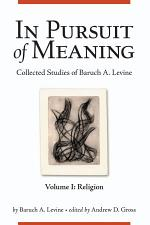 In Pursuit of Meaning