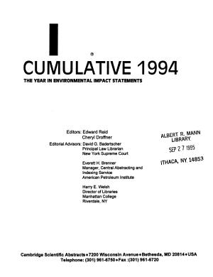 EIS Cumulative PDF