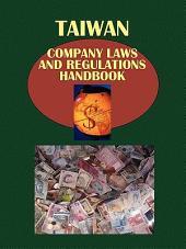 Taiwan Company Laws and Regulations Handbook