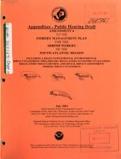 Amendment 6 to the Fishery Management Plan for the Shrimp Fishery of the South Atlantic Region: Environmental Impact Statement