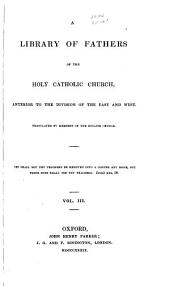 The Treatises of S. Caecilius Cyprian, Bishop of Carthage, and Martyr