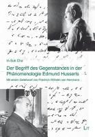 Der Begriff des Gegenstandes in der Ph  nomenologie Edmund Husserls  2  Auflage PDF