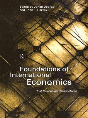 Foundations of International Economics