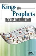 Kings & Prophets Time Line - Pamphlet
