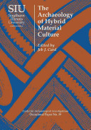 The Archaeology of Hybrid Material Culture PDF
