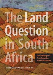 The Land Question In South Africa Book PDF
