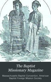 The Baptist Missionary Magazine: Volume 38
