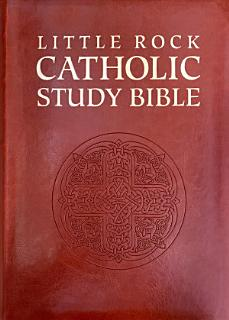 Little Rock Catholic Study Bible Book