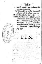 Obras de el V.P ... fray Luis de Granada del orden de Santo Domingo: Guia de pecadores y doctrina de la virtud, Volumen 3