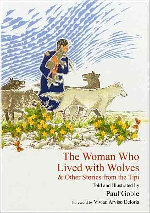 The Woman Who Lived with Wolves PDF