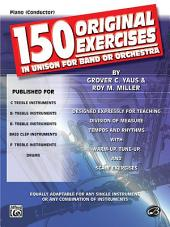 150 Original Exercises in Unison for Band or Orchestra