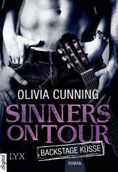 Sinners on Tour - Backstage-Küsse