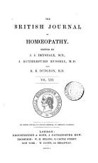 The British Journal of Homoeopathy PDF
