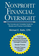 Nonprofit Financial Oversight PDF