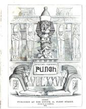 Punch: Or the London Charivari, Volume 28