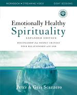 Emotionally Healthy Spirituality Workbook plus Streaming Video, Expanded Edition