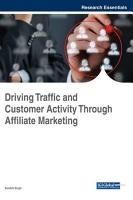 Driving Traffic and Customer Activity Through Affiliate Marketing PDF
