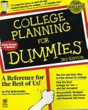 College Planning For Dummies PDF
