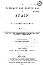 A Handbook for Travellers in Spain PDF