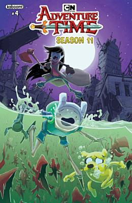 Adventure Time Season 11  4 PDF