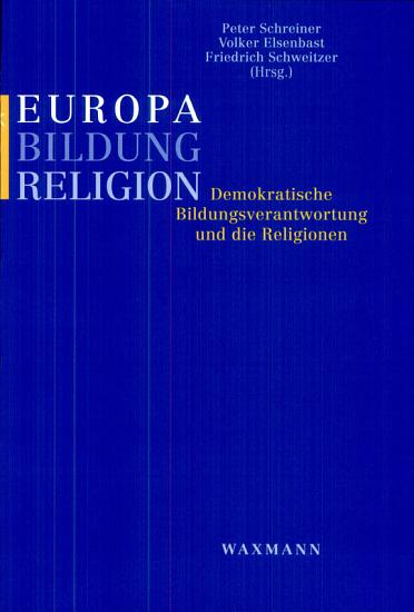 Europa   Bildung   Religion PDF