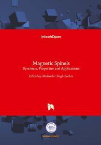 Magnetic Spinels