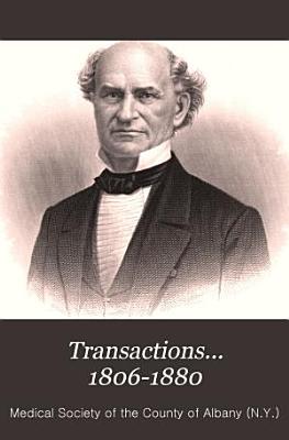 Transactions... 1806-1880