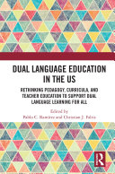 Dual Language Education in the US