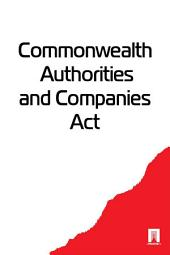 Commonwealth Authorities and Companies Act